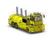 Anode Pallet Transport Vehicle Rigid